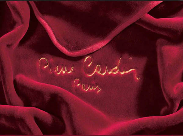 Pierre Cardin одеяло NANCY 545 (C16 Burgundy)